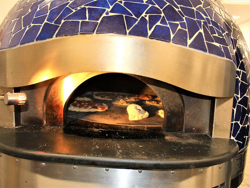 pizza oven wood